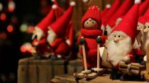 Serbarea de crăciun si povestile de după cortină….