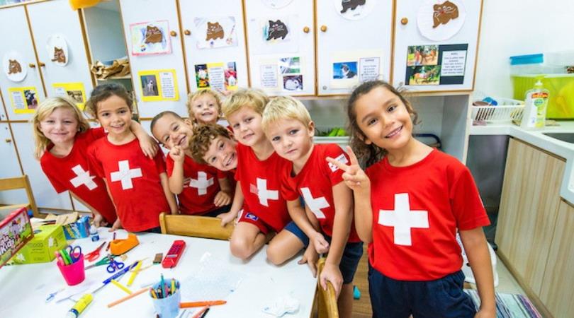 Evaluarea elevilor, episodul 11. Evaluarea in Elveţia