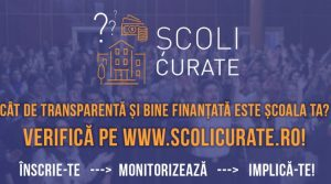 Școli curate Constanța – nov 2018