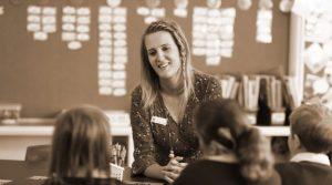 O şcoală frumoasă se face cu oameni frumoşi – interviu cu Cristina Ardeleanu