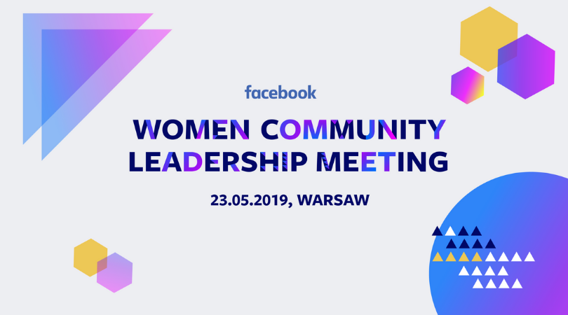 Facebook Women Community Leadership Meeting Varșovia