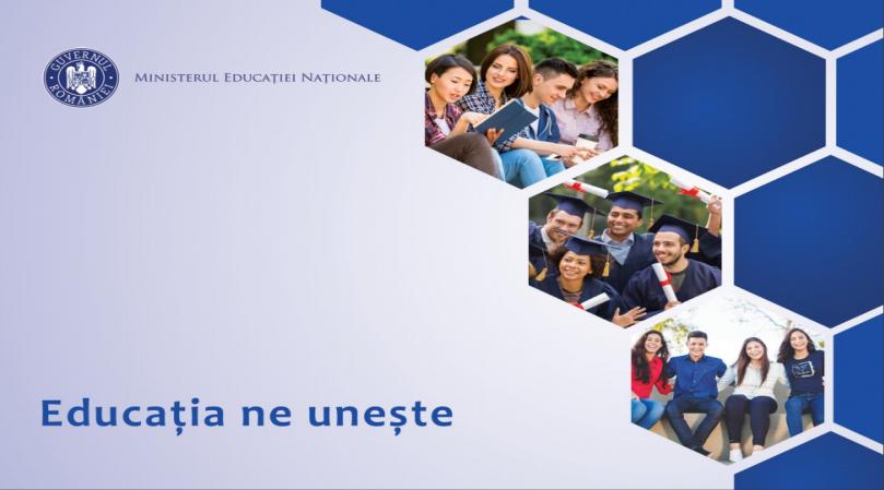 Educația ne unește – dezbatere națională
