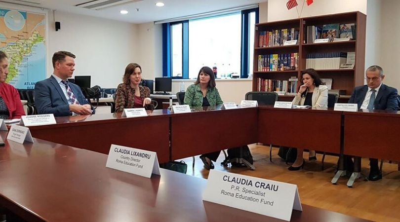 Dialog pe tema incluziunii minorităților
