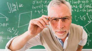 Cum devii profesor