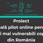 Școala Pilot Online – în afara contextului pandemic