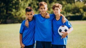 Read more about the article Sportul în viața copiilor