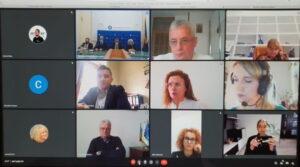 Read more about the article Sedința Comisiei de Dialog Social organizată de Ministerul Educației – 11 octombrie 2021