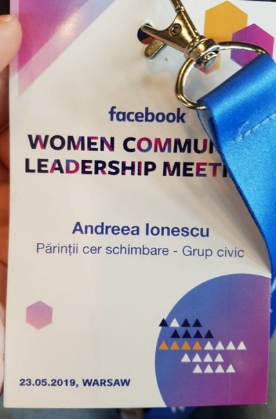 Facebook community leadership meeting 3