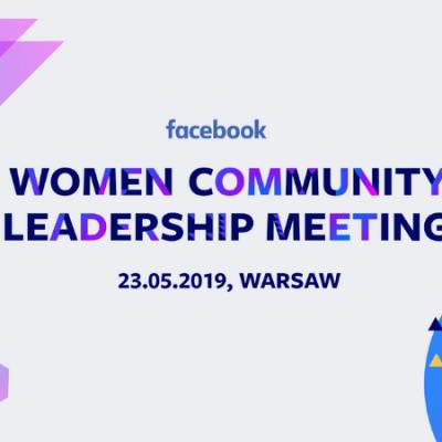 Facebook community leadership meeting