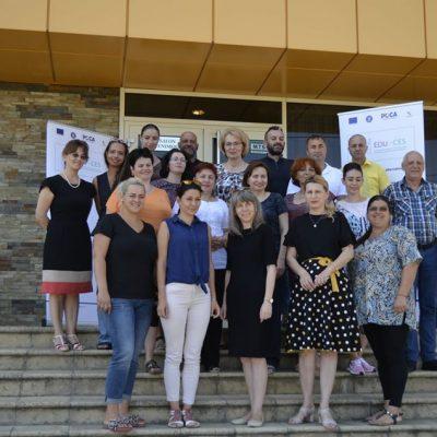 Training Advocacy Iasi