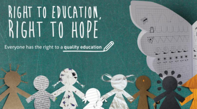 dreptul al educatie
