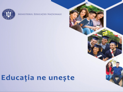 educatia ne uneste